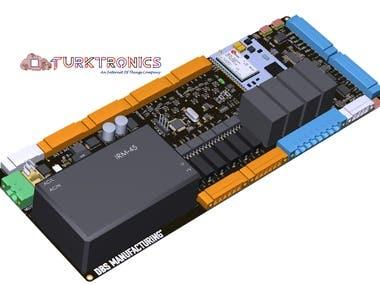 Industrial IOT Board