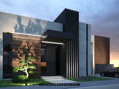 Residential House. Melbourne.