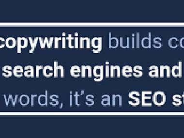 Sales Page Copywriter