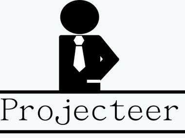 Projecteer Logo