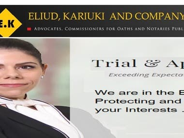 Effective website for digital services