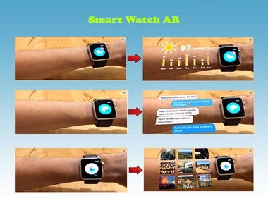 Smart Watch AR
