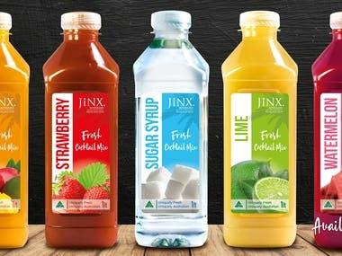 JiNX BEVERAGES
