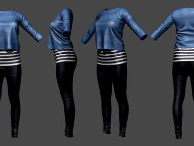 3D Cloths