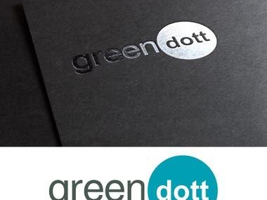 Logo Green Dott