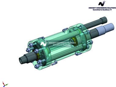 Details Design and Optimization Rotating Pressurized Sub (RP
