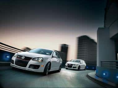 Volkswagen GTI Brochure Cover Image