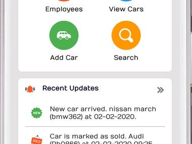 Android App ( Find My Car )