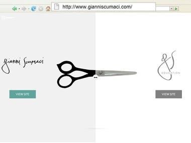 http://www.gianniscumaci.com/ - Joomla