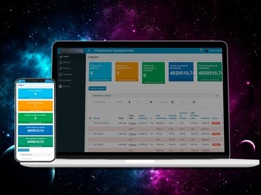 CRM-SYSTEM FOR SPS