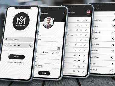 Webstore for Mockup