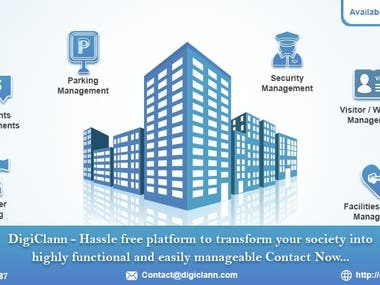 Guest Pass & Society Management software
