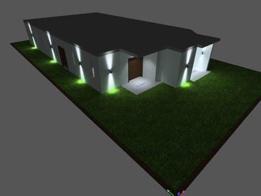 HOUSE LIGHTING DESIGN