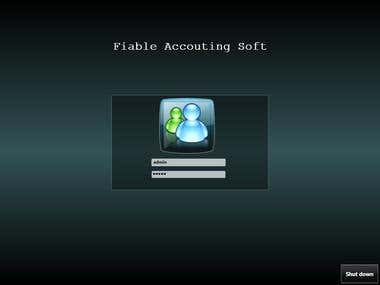 Fiable Accounting Software