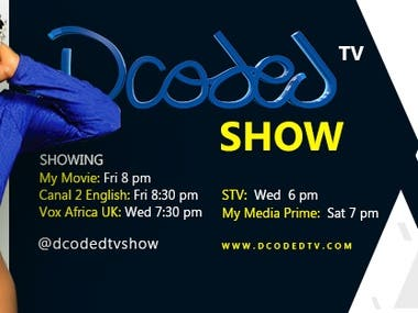 Dcoded TV Designs