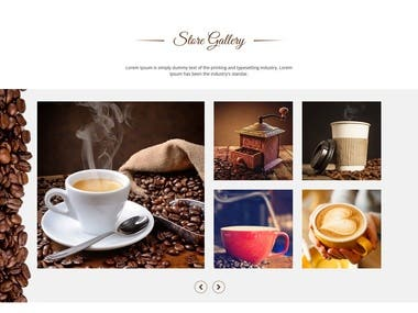 Kaffee - Coffee Shop Business HTML Template