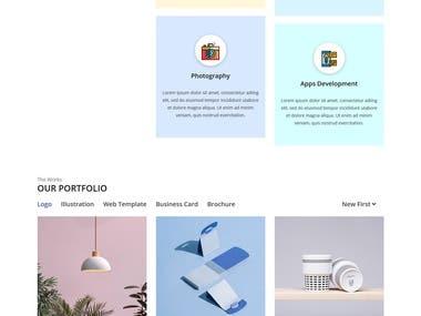 Plaidea - Corporate/Agency HTML Template