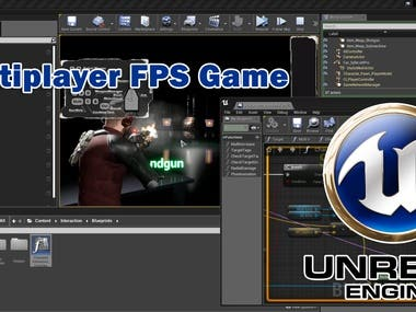 Unreal Engine FPS Game