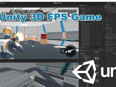 Unity 3d FPS Game