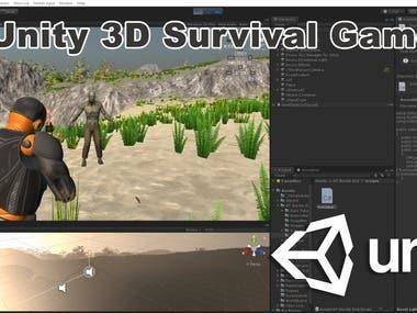 Unity 3d Survival Game