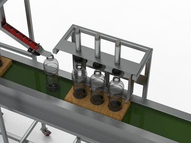 Capping and Filling System