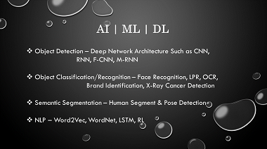 AI | ML | DL