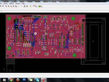 PCB Layout Designing
