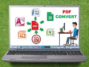 02.PDF Converting Services