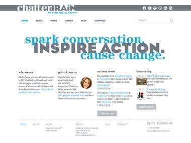 WordPress - Smarterchatter