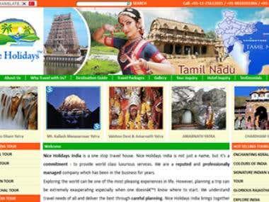 Niceholidaysindia.com