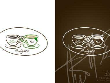 "#""Coffee & Tea"" - Logotype"