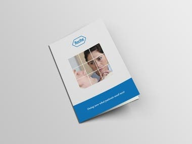Brochure Design For ROCHE