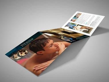 Brochure Design- Rhea
