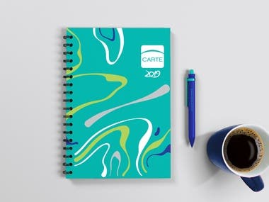 Notebook Design - Carte Insurance