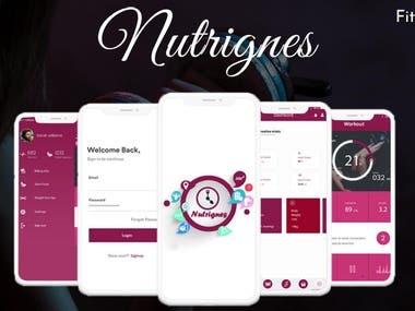 Nutrigenes App