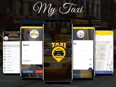 My Taxi App