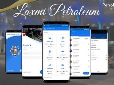 Laxmi1963 - Petrolium App