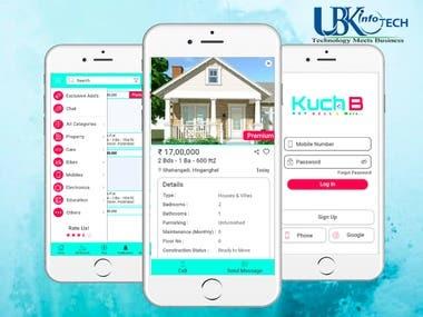 KuchB (buy/sale Application )