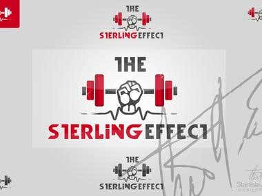 """TheSterlingEffect"" - Logotype"