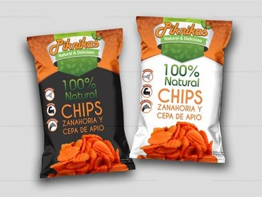 Chips Packaging Design