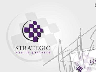 "#""Strategic"" - Logotype"
