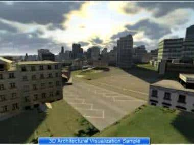 3D Architectural Overview