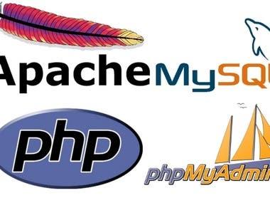 Apache (LAMP) Server Setup