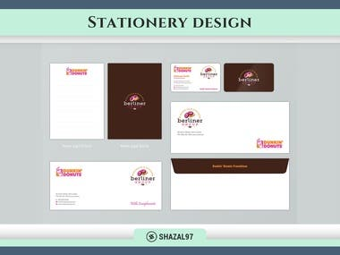 Business Card   Stationery   Corporate Identity design