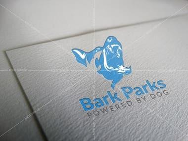 Bark Park Logo Design