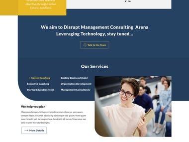 Design for Disruptive Management Solutions