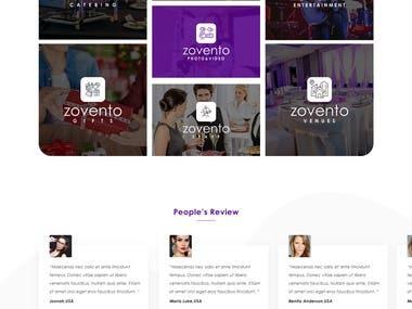 Winning design for Zovento