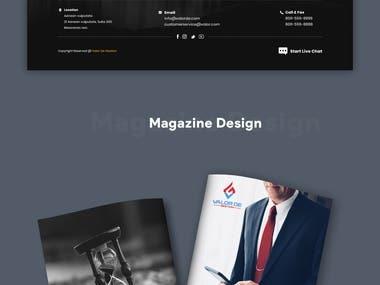 Winning design for Valor DE