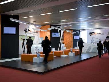 outdoor-indoor  graphics-exhibition stands