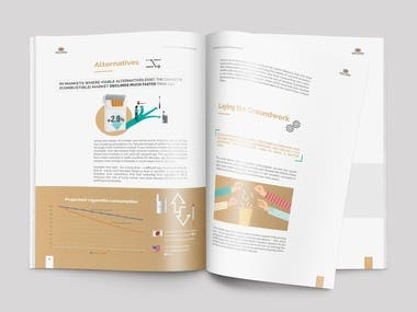 Catalogue Design for Phillip Morris
